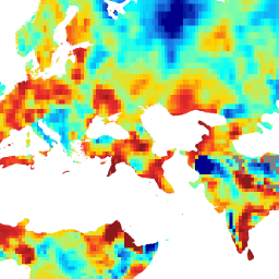SPEI Global Drought Monitor